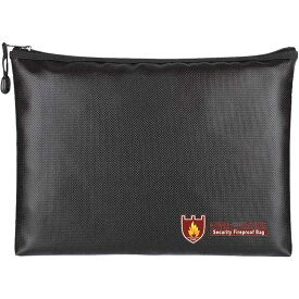 防火 耐火 セカンドバッグ セーフティ バッグ かばん 耐火バッグ ドキュメントバッグ 書類 保管 ケース 防災 火事 TAIBAG-SEC