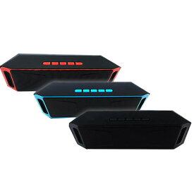 重低音 Bluetooth スピーカー 高音質 ポータブル マイク Micro SDカード AUX BLTONE