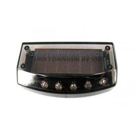 青 光 で 撃退 ブルー 6 LED ダミー センサー セキュリティ 配線不要 電池不要 太陽光充電 置くだけで簡単 YS-61