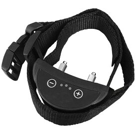 吠え吠えNOT 犬 無駄吠え防止 首輪 全自動 充電式 警告音 振動機能付き 低周波静電気 安全 5段階 調整可能 HOEHOENOT
