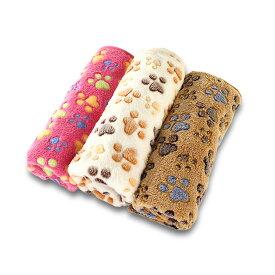 ブにゃんケット 3枚セット ペット ブランケット 毛布 犬猫ペット用 マット タオル ソフト フリース 60x40cm BNYANKET