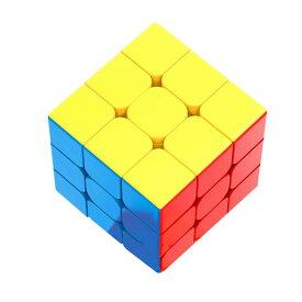 スピードキューブ ルービックスピード キューブ 3x3タイプ 競技用ver.2.0 立体 パズル 脳トレ プレゼント ステッカーレス SPCUBE-33