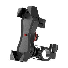 自転車 スマホ ホルダー オートバイ バイク スマートフォン 脱落 防止 GPSナビ 携帯 固定 iphone HUAWEI Android 角度調整 360度回転 自転車 携帯電話 TCHHOLD