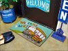 아메리칸 코코넛 맛토스 쿨 버스(Welcomeback/AZ/70×40 cm) 현관 매트