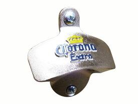 Corona Beer(コロナ・ビール)ボトルオープナー(壁掛けタイプ)栓抜き アメリカンダイナー ガレージ キッチン バー