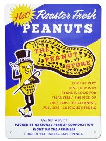 看板 店舗用 アメリカン サインボード Mr.PEANUTS ( ミスターピーナッツ ) おしゃれ カフェ メッセージ看板 キャラクター レトロ プラスチック看板 西海岸風 インテリア アメリカン雑貨