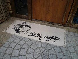 ベティちゃん のキッチンマット A『Betty Boop』 ベティーブープ 西海岸風 インテリア アメリカン雑貨