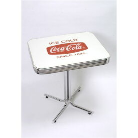 Coca-Cola コカコーラ ディナーテーブル S USA 西海岸風 インテリア アメリカン雑貨