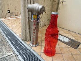 コカ・コーラ ジャイアント ボトルバンク(レッド) コカコーラグッズ 貯金箱 ブランド coca-cola アメリカ雑貨 コカコーラ 西海岸風 インテリア アメリカン雑貨