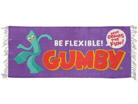 ガンビー の キッチンマット ( GUMBY コットンマット ) 玄関マット ロングマット 西海岸風 インテリア アメリカン雑貨