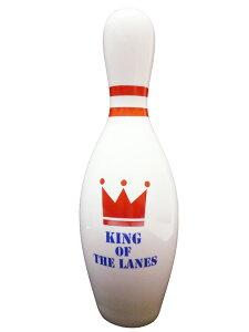ボーリングピン 貯金箱 ( キング ) Bowling pin bank ボウリング ピン バンク おしゃれ 大きい オールドアメリカン 西海岸風 インテリア アメリカン雑貨