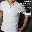 【店内全品ポイント15倍★クーポンで更に最大20%OFF】【送料無料】 AVIREX アビレックス AVIREX Tシャツ アビィレックス AVIREX avirex アビレックス tシャツ 6143