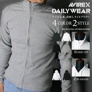 【ポイント10倍】AVIREXアビレックススタンドリブジャケット61030426153642【SALE】