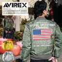 AVIREX アヴィレックス L-2 USSOCOM フライトジャケット 6192132 【ラッキーシール対応】