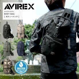 AVIREX avirex EAGLE ボディバッグ AVX305L▲【ラッキーシール対応】【SALE 返品・交換不可】【クーポン使用不可】