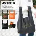 AVIREX avirex エコバッグ バック 鞄 6109140 【クーポン対象外商品】