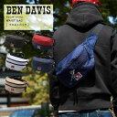 BEN DAVIS ベンデイビス BDW-9042 ウエストバッグ ウエストポーチ ボディバッグ ショルダーバッグ バック かばん メン…