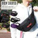 BEN DAVIS ベンデイビス BDW-9274 ウエストポーチ ウエポ メンズ レディース ウエストバッグ ショルダーバッグ カバン…