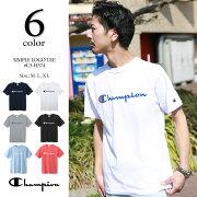 ChampionチャンピオンベーシックロゴプリントTシャツC3-H374