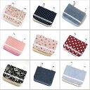 【メール便可】移動ポケット ゆったりサイズ    ポケットバッグ クリップ   ピンク 花柄 大きめ 子供用 …