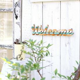 バッファローボーン ウェルカムプレート