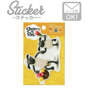 ステッカー 車 おしゃれ ブランド ひつじのショーン カスタマイズ 透明 キャラクター アニメーション LCS1241