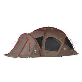 スノーピーク(snow peak) 60th ドックドーム Pro.6 リップ SD-510 キャンプ用品 ドーム型テント (Men's、Lady's、Jr)