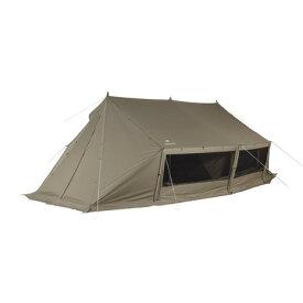 スノーピーク(snow peak) テント 3人用 4人用 5人用 2ルーム シェルター グランベルク M TP-781 ファミリー (メンズ、レディース)
