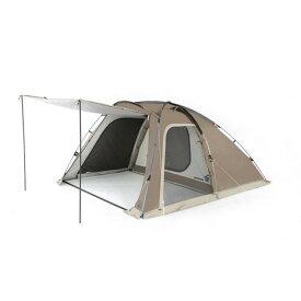 ホールアース(Whole Earth) テント ツーリングテント ドーム アーストリッパー SC WE2KDA04 DGRY 2人用 防虫 スコーロン ソロテント ソロキャンプ (メンズ、レディース)