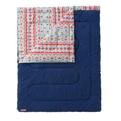 コールマン(Coleman) 送料無料(対象外地域有)シュラフ 寝具 コンパクト 折りたたみ 軽量 寝袋 キャンプ用品 アドベンチャースリーピングC5 2000022260