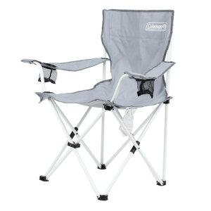 コールマン(Coleman) チェア 折りたたみ椅子 スチール アウトドア リゾートチェア (グレー)2000033559バーベキュー キャンプ スチール 灰色 収納ケース (メンズ、レディース)