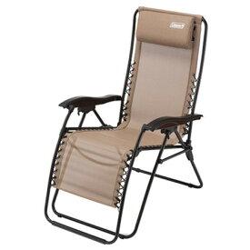 【全品さらにP9倍!20日限定!要エントリー】コールマン(Coleman) チェア 折りたたみ椅子 リクライニング インフィニティチェア 2000033139 バーベキュー キャンプ スチール (メンズ、レディース)