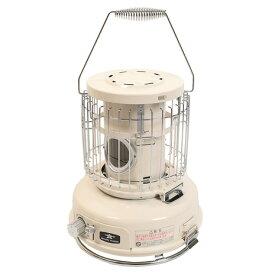 センゴクアラジン ストーブ ガス ポータブルガスストーブW SAG-BF02W ホワイト レトロ