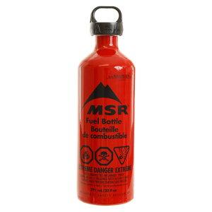 【3点購入5%OFFクーポン!5/8〜5/10】エムエスアール(MSR) 燃料ボトル 20oz 591ml 36831 (メンズ、レディース)