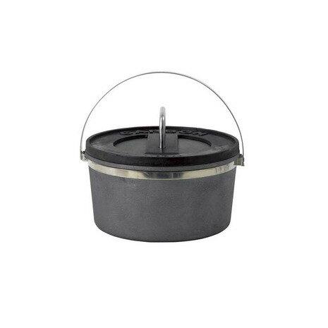 ロゴス(LOGOS) プレミアム カーボンダッチオーブン ダッチオーブン BBQ 81062200