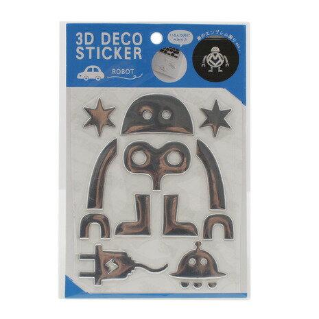 DECOLE 3Dデコ ステッカー ロボット DR-13712 (Men's、Lady's、Jr)