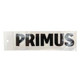 イワタニプリムス(IWATANI-PRIMUS) プリムスステッカー L ブラック P-ST-BK2 (Men's、Lady's、Jr)