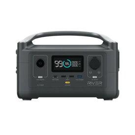 【クーポン配布中!スーパーセール期間限定】EcoFlow(EcoFlow) RIVERポータブル電源 EFRIVER600-JP (メンズ、レディース)