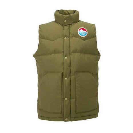 カリマー(karrimor) イーデイ ダウン ベスト eday down vest MOSS NY (Men's)
