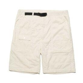 スノーピーク(snow peak) フレキシブルインサレーションショーツ FlexibleInsulated Shorts SW-17SU0160WH メンズ ショートパンツ (Men's)