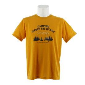 コロンビア(Columbia) 【ゼビオ限定】 Elm Red Cone sho 半袖Tシャツ PM1444 705 (Men's)