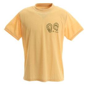 フォックスファイヤー(Foxfire) コカゲシールド フットマーク半袖Tシャツ 5215981-030 (Men's)