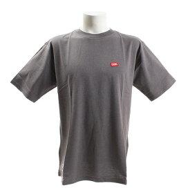 チャムス(CHUMS) ボートロゴスマートTシャツ CH01-1376 Charcoal (Men's)