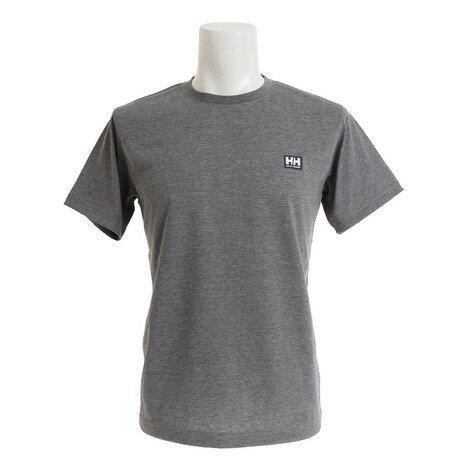 ヘリーハンセン(HELLY HANSEN) 半袖ロゴ Tシャツ HOEV61900 Z (Men's)