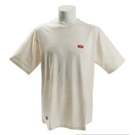 チャムス(CHUMS) ボートロゴスマートTシャツ CH01-1376 Off White (Men's)