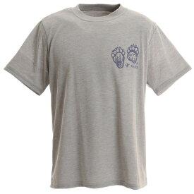 フォックスファイヤー(Foxfire) コカゲシールド フットマーク半袖Tシャツ 5215981-020 (Men's)