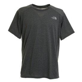 【クーポン配布中! 9/25はP+5倍〜 要エントリー&楽天カード決済】 ノースフェイス(THE NORTH FACE) tシャツ 半袖 ショートスリーブ リアクションロゴクルーネックシャツ NT61981 K (Men's)
