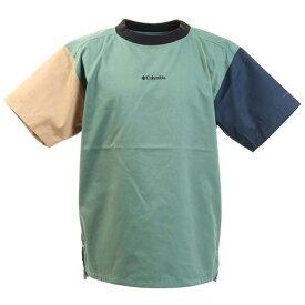 コロンビア(Columbia) tシャツ 半袖 シュガーロフトパーク ショートスリーブクルー PM6519 370 (Men's)