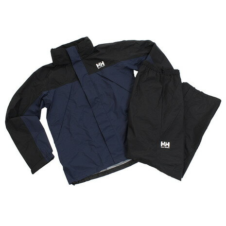 ヘリーハンセン(HELLY HANSEN) レインスーツ Helly Rain Suit HOE11701 KO (Men's)