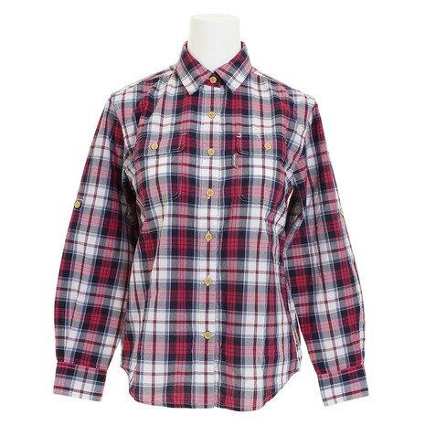 オンヨネ(ONYONE) 長袖チェックシャツ ODJ88602 974PK (Lady's)